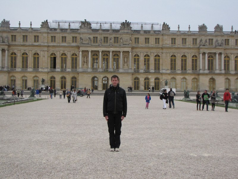 Me impressed about Versailles